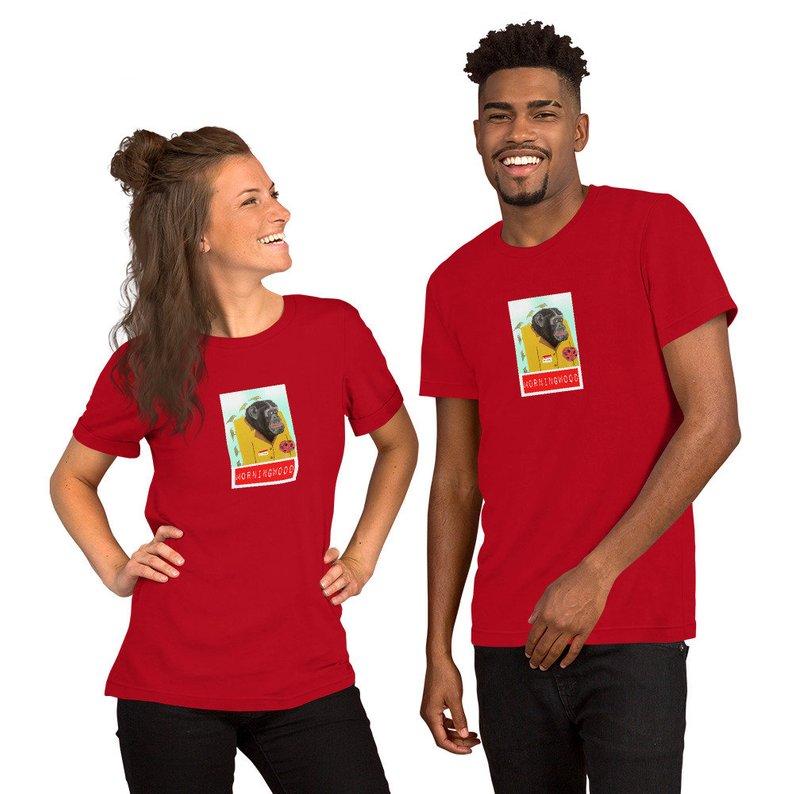 Morningwood Monkey T-shirt